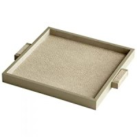 Amazon.com: Decorative Small Brooklyn Tray 06008: Home ...