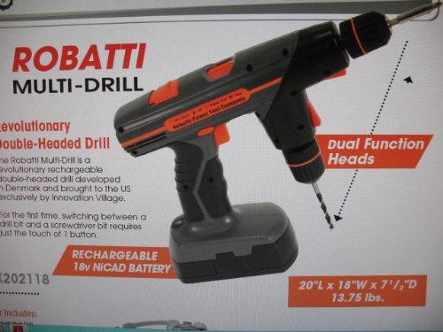Dual Head Drill