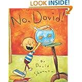 No, David!, by David Shannon