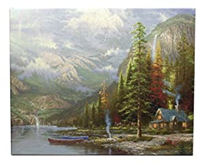 Amazoncom Thomas Kinkade  Mountain Majesty  Gallery