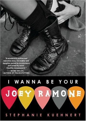 "Cover of ""I Wanna Be Your Joey Ramone"""