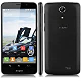 ZOPO Speed 7 Plus 4G LTE Smartphone, 5.5 pollici IPS FHD Screen, Android 5.1 MT6753 Octa-Core 1.3GHz, Dual SIM Card 3G RAM+16G ROM OTA OTG GPS WiFi (Nero)
