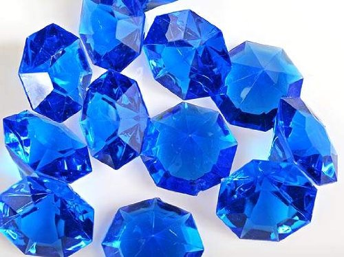 Royal Blue Diamonds