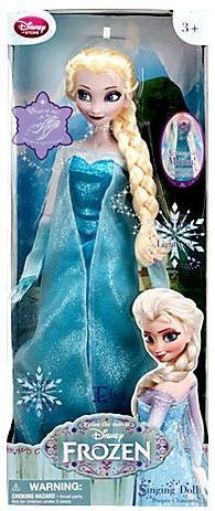 Disney Frozen Elsa Dolls