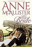 Last Year's Bride (Montana Born Brides Book 8)