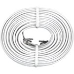 GE TL26530 Line Cord (50 Ft., White, 4-Conductor) for $4.3 + Shipping