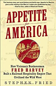 "Cover of ""Appetite for America: How Visio..."