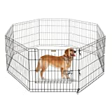 Pet Trex Playpen with High Panels, 24 x 24""