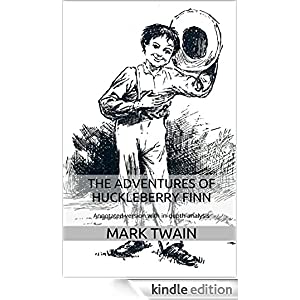 Amazon.com: The Adventures of Huckleberry Finn (Annotated