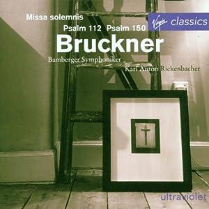 Bruckner;Missa Solemnis