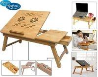 Speedwav Multipurpose Laptop Table Bed Tray Foldable ...