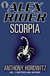 "Cover of ""Scorpia (Alex Rider 5)"""