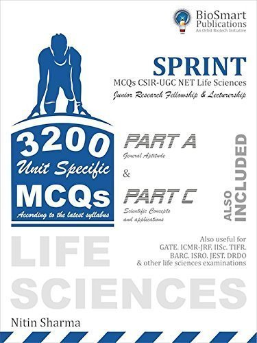 Sprint: MCQs for CSIR-UGC NET Life Sciences (JRF & LS)