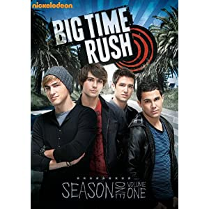 Big Time Rush Season 1 Volume One Kendall