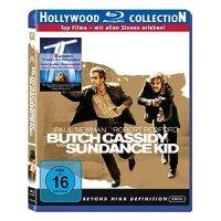 Butch Cassidy und Sundance Kid - Zwei Banditen / Regie. George Roy Hill.Darst.: Paul Newman ; Robert Redford ; Katharine Ross ...