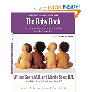 Dr. William Sears Best Selling Infant Care Text
