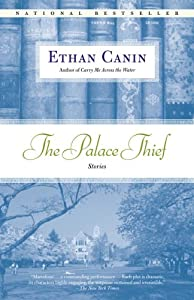 "Cover of ""The Palace Thief: Stories"""