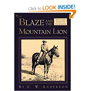 Blaze and the Mountain Lion (Billy and Blaze)
