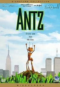 """Cover of """"Antz"""""""