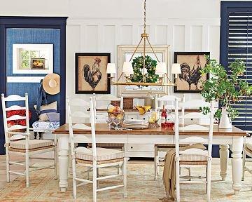 Buy Low Price Williams Sonoma Home Farmhouse Rectangular Dining