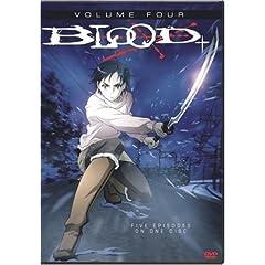 BLOOD PLUS: VOLUME FOUR 3