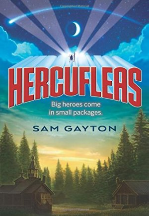 Hercufleas by Sam Gayton | Featured Book of the Day | wearewordnerds.com