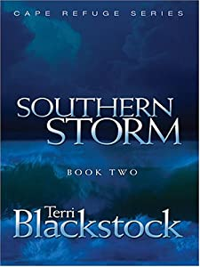 """Cover of """"Southern Storm (Cape Refuge Ser..."""