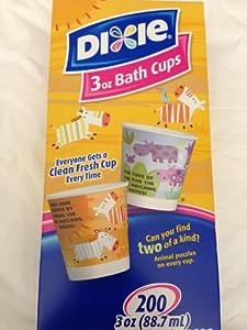 Dixie Bathroom Cups