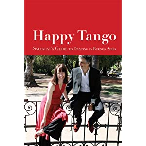 Cover photo from Sallycat's book Happy Tango