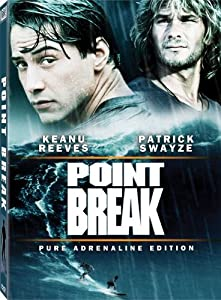 "Cover of ""Point Break (Pure Adrenaline Ed..."