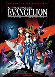 "Cover of ""Neon Genesis Evangelion - Death..."