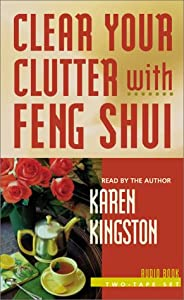 """Cover of """"Clear Your Clutter With Feng Sh..."""