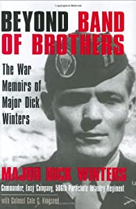 "Cover of ""Beyond Band of Brothers: The Wa..."