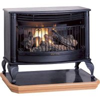 propane fireplace inserts with blower : ProCom Black ...