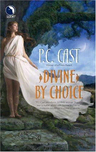Divine By Choice (Partholon, #2)