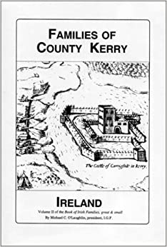 Families of County Kerry, Ireland: Over Four Thousand