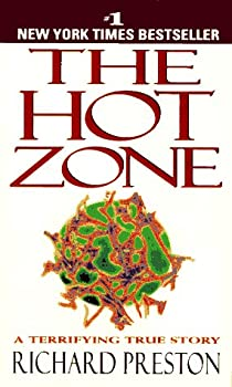 "Cover of ""The Hot Zone: A Terrifying True..."