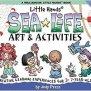 Amazon Little Hands Sea Life Art Activities