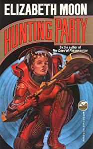 """Cover of """"Hunting Party"""""""