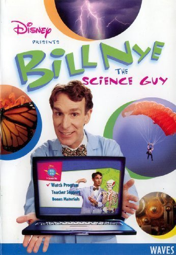 Bill Nye The Science Guy: Waves by Disney Educational