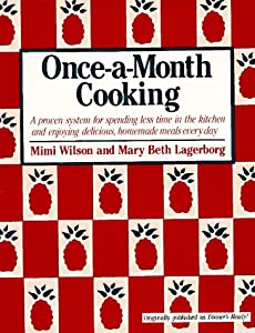 "Cover of ""Once-A-Month Cooking"""
