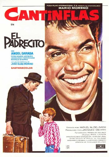 Cantinflas - movie poster