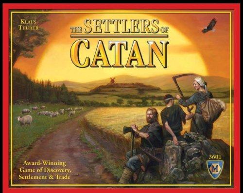 カタンの開拓者たち / The Settlers of CATAN