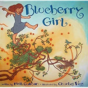 Blueberry Girl (Hardcover)