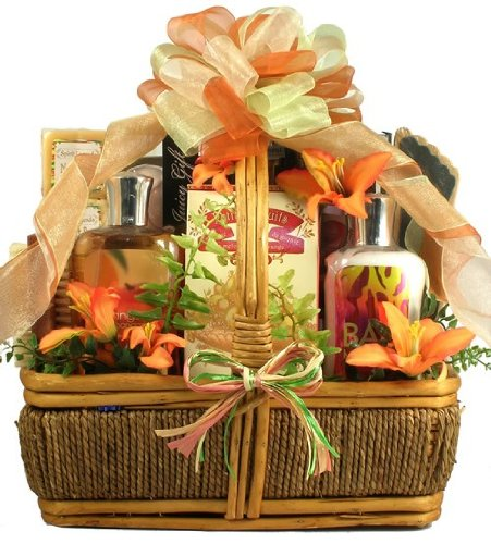 Gift Basket Village Easter Tropical Gift Basket