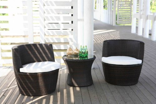 gartenm bel set genf mit 2 fauteuils sitzkissen und tisch billige gartenm bel. Black Bedroom Furniture Sets. Home Design Ideas