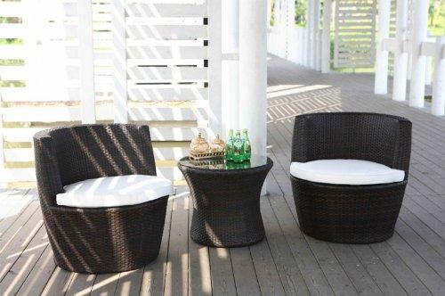 gartenm bel set genf mit 2 fauteuils sitzkissen und tisch billige gartenm bel. Black Bedroom Furniture Sets. Home Design Ideas