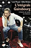 Intégrale Gainsbourg
