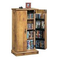 Amazon.com - Locking CD DVD Blu-Ray Multi Media Storage ...