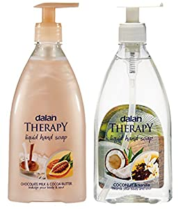 Buy Dalan Therapy Liquid Soap Combo Pack of Chocolate